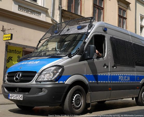 Policja Gniezno: Potrącenie pieszej w Gnieźnie