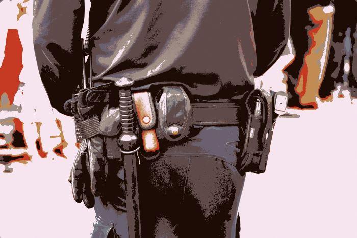 Policja Gniezno: Policjant pomagał wypoczywającym w Skorzęcinie